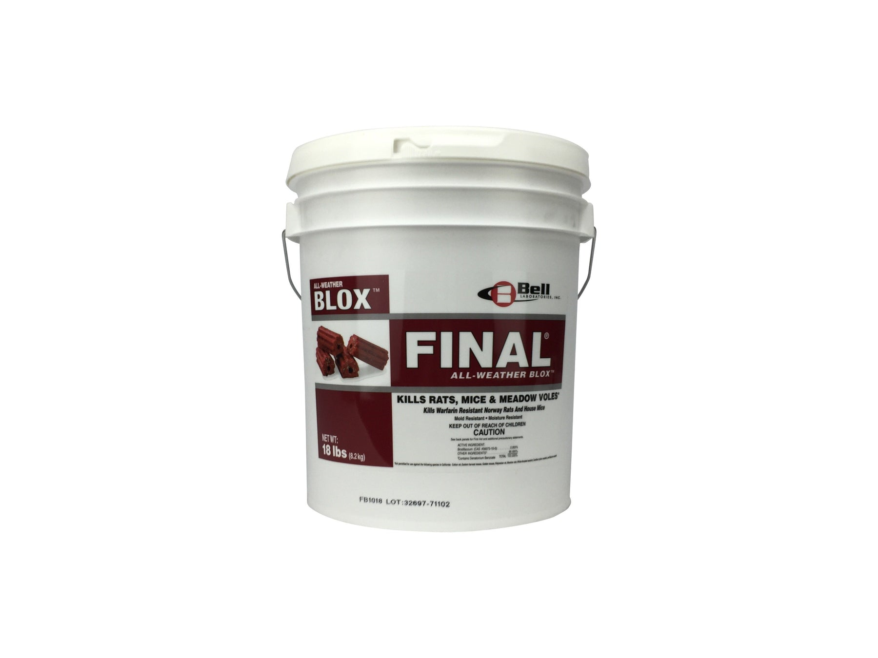 Final All Weather Blox Rodenticide