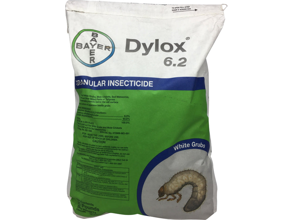 Dylox 6.2 Granular Insecticide