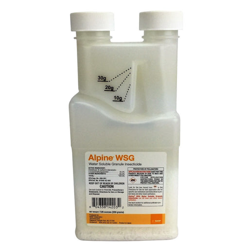 Alpine WSG 200g bottle