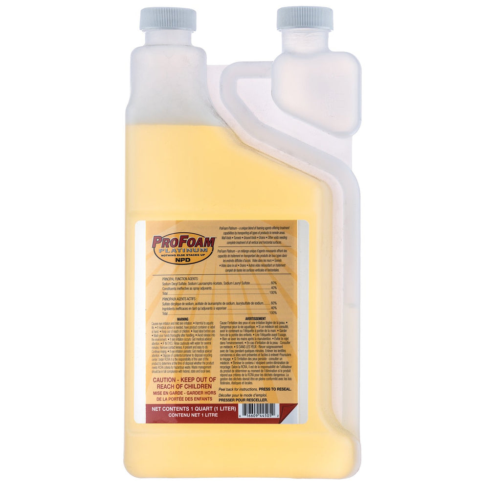 ProFoam Platinum Foaming Concentrate