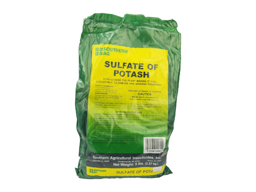 Sulfate of Potash 0-0-50 (5 Pound Bag)