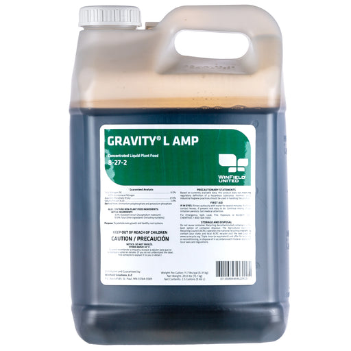 WinField Gravity L AMP Concentrated Liquid Plant Food