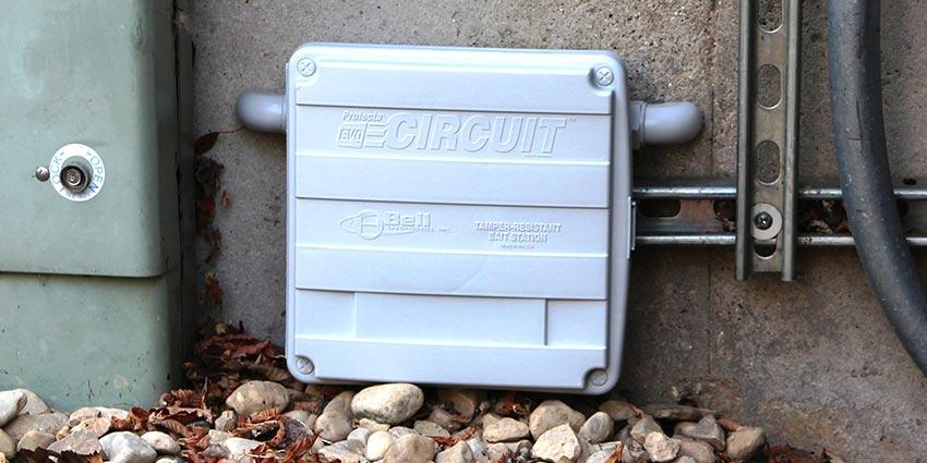Protecta Evo Circuit Grey Bait Station