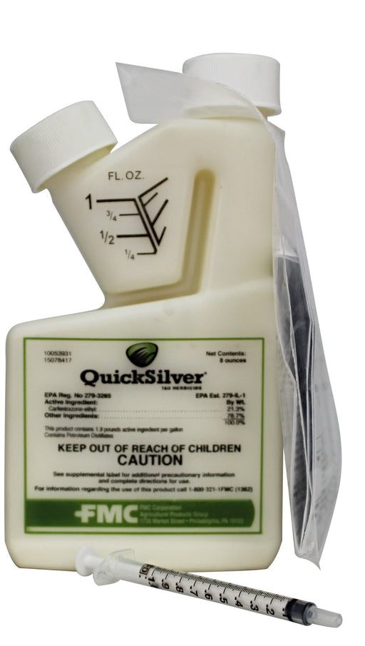 QuickSilver T&O Herbicide