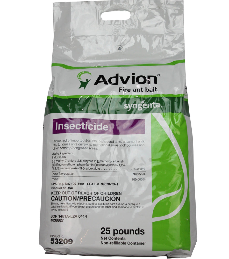 Advion Fire Ant Bait 25 Pound Bag