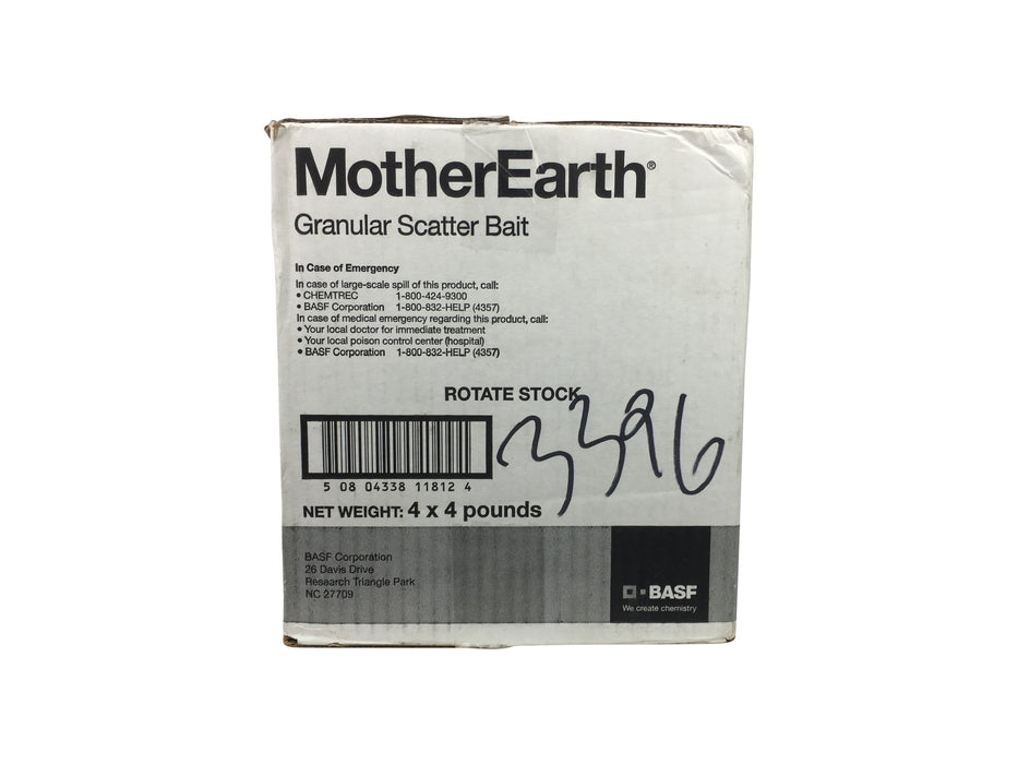 Mother Earth OMRI Listed Organic Granular Scatter Bait