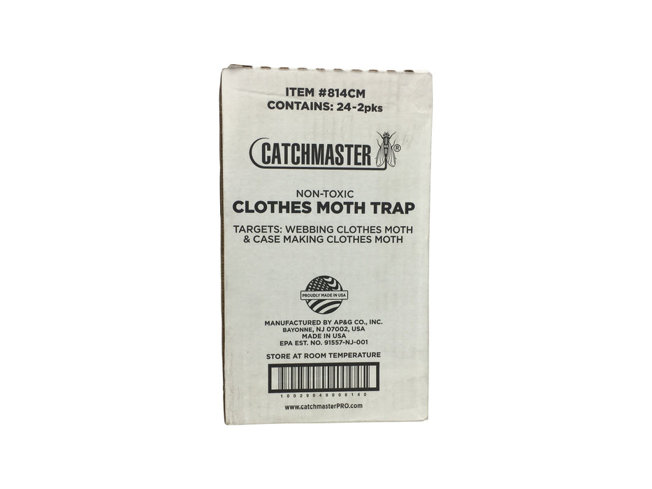 CatchMaster 814CM Clothes Moth Trap