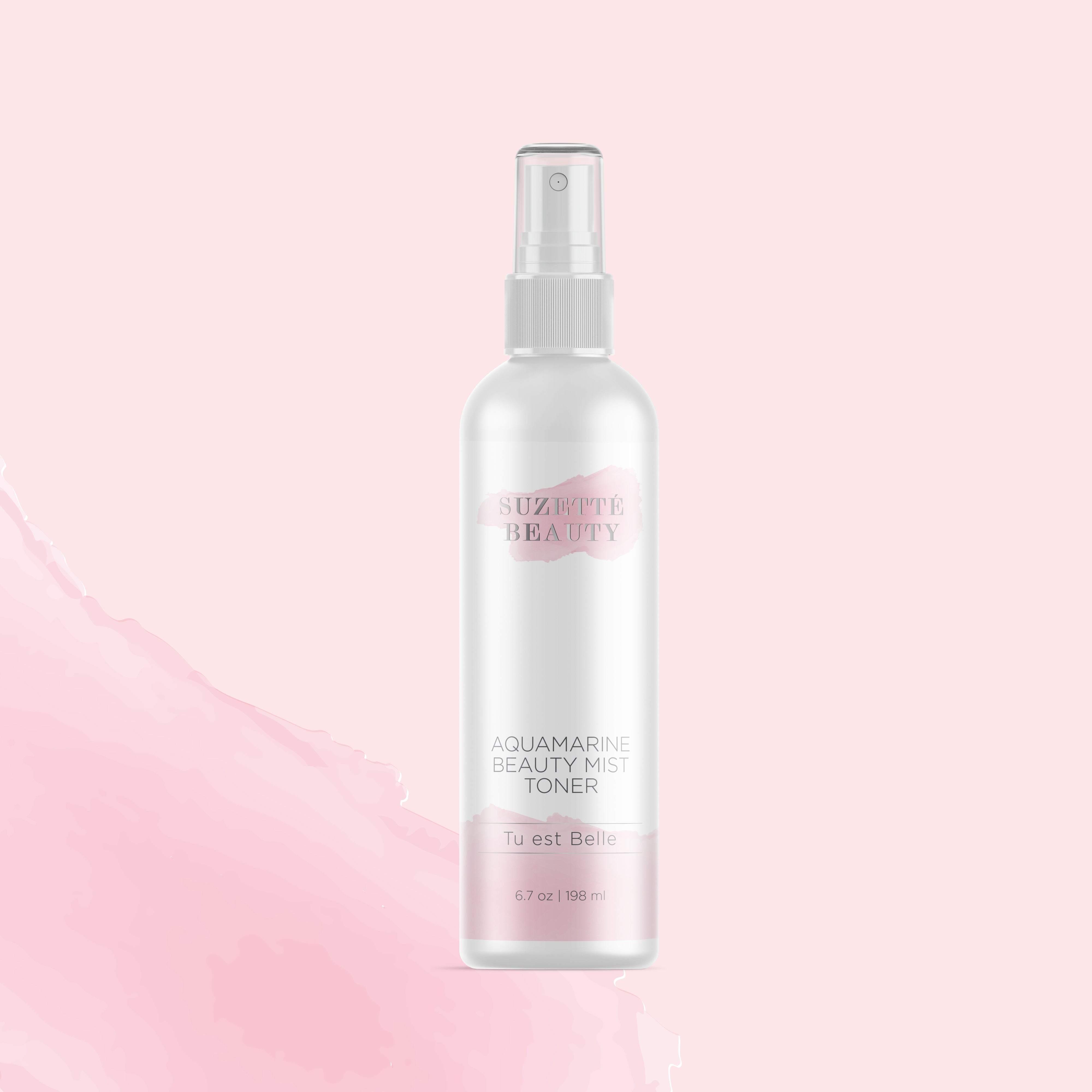 Aquamarine Beauty Mist Toner