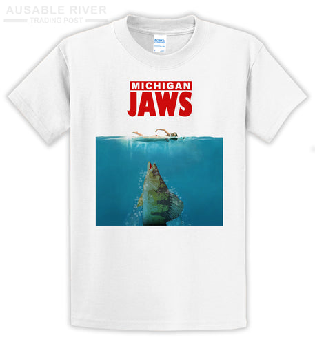 Michigan Jaws Shirt