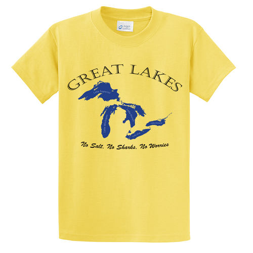 #10 Great Lakes No Salt No Sharks No Worries