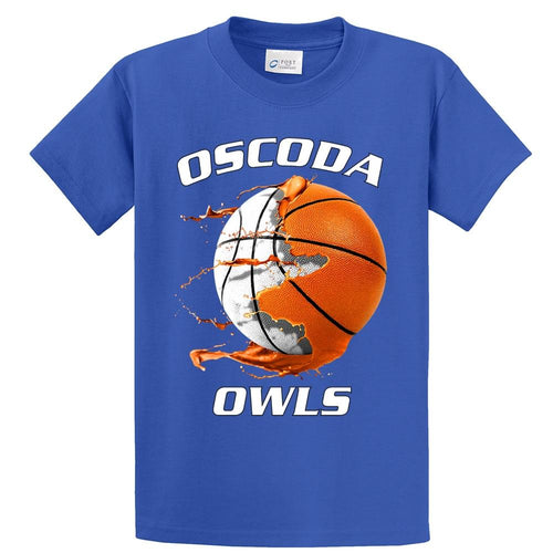 #27 Oscoda Owls Basketball