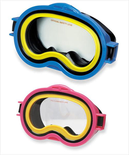 Sea Scan Swim Masks, Age 8+, 2 Colors