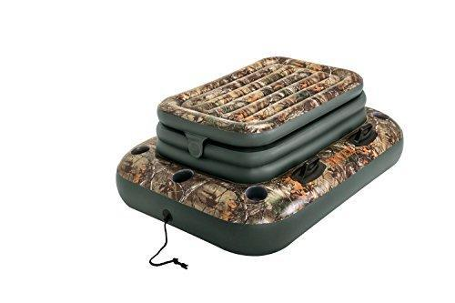 Intex Mega Chill II, Realtree Camo Floating Cooler W/ Handles