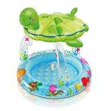Sea Turtle Shade Baby Pool, Age 1-3