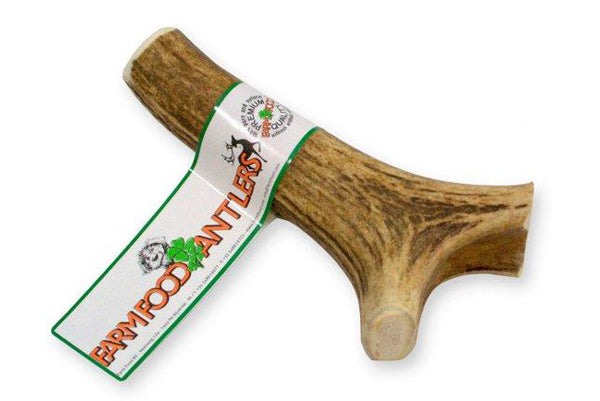 FARM FOOD ANTLER LARGE - Koira