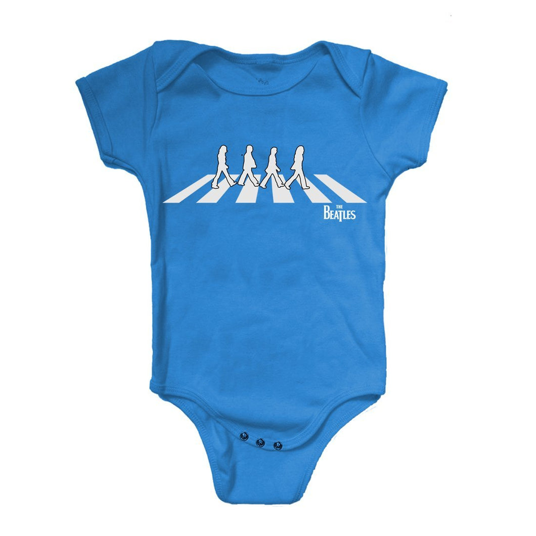 The Beatles | Abbey Road Silhouette Onesie