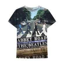 Load image into Gallery viewer, The Beatles | Abbey Road Sublimated T-Shirt