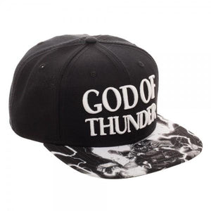 Thor God Of Thunder Snapback