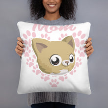 Load image into Gallery viewer, Meow Basic Pillow