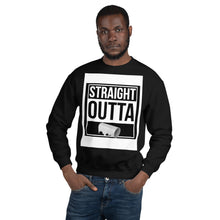 Load image into Gallery viewer, Straight Outta Toilet Paper Unisex Sweatshirt