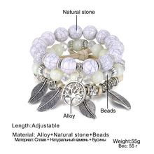 Load image into Gallery viewer, Classic Tree of Life Bracelet Set For Women