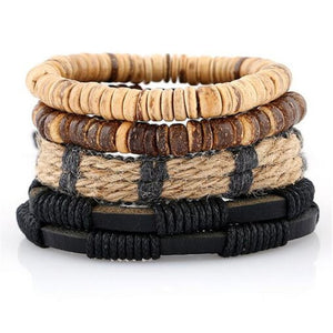 Leather Mens Bracelets