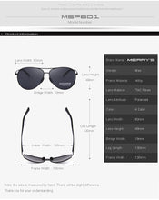 Load image into Gallery viewer, UV400 Polarized Sunglasses - Papa Online Discount Store