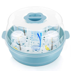 Baby Bottle Microwave Steam Sterilizer