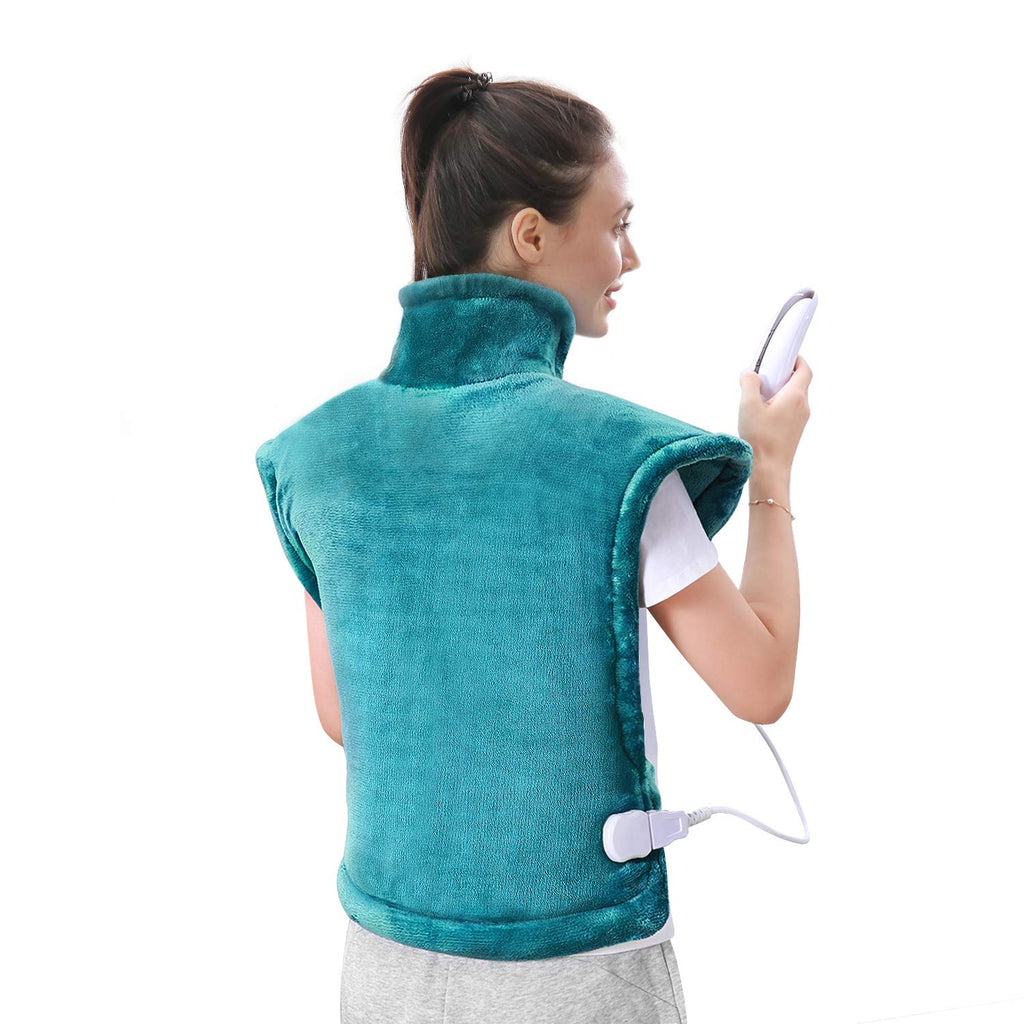 Large Heating Pad for Back and Shoulder Pain