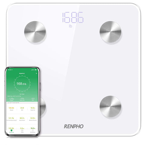 Bluetooth Smart Digital Body Fat Scale