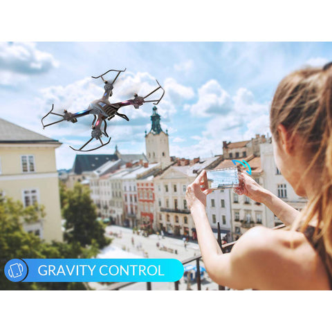 WiFi FPV Drone with 720P HD Camera
