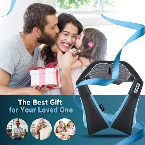 Back and Neck Massager - Shiatsu Shoulder Massager