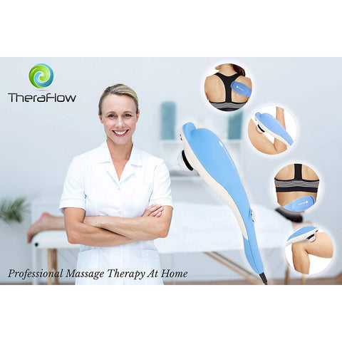 Handheld Deep Tissue Percussion Massager