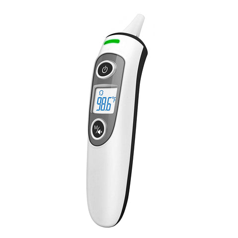 Digital Forehead and Ear Infrared Thermometer