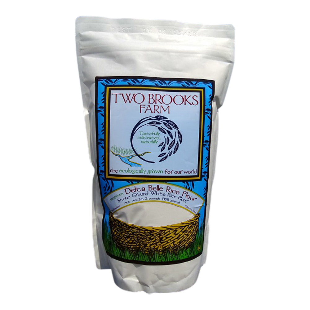 Delta Belle Rice Flour Stone Ground White Rice Flour