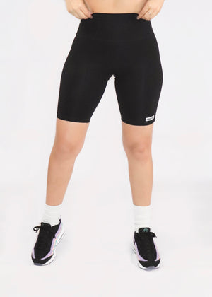 RB Launch Biker Short- Black