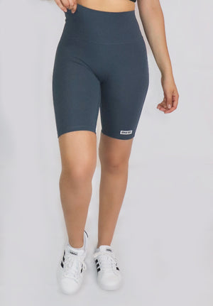 RB Launch Biker Short- Dark Navy
