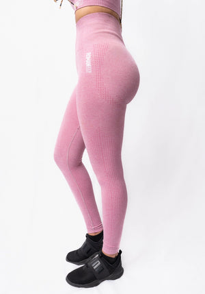 Roman Legacy Seamless Leggings- Light Pink