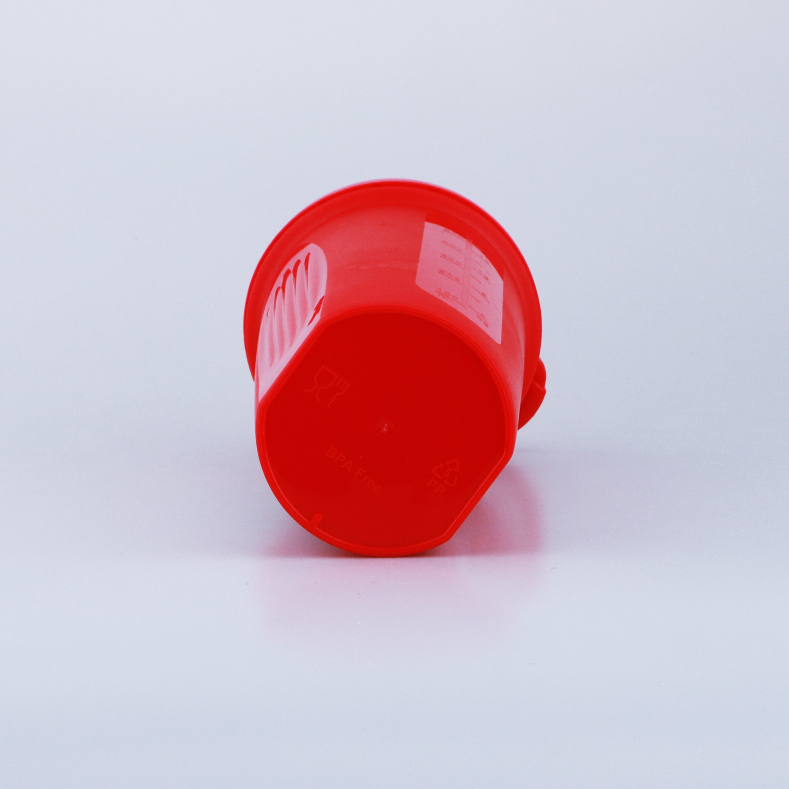 RB Protein Shaker Bottle- Red