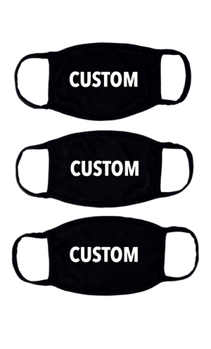 Wholesale Custom Masks