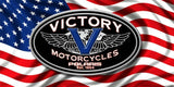 POLARIS Motorcycle Custom Flag
