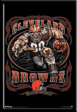 Cleveland Browns Custom Sport Flag
