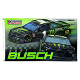 Kurt Busch Custom Sport Flag