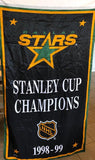 Dallas Stars Custom Sport Flag