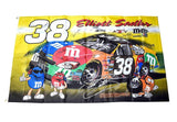 Elliott Sadler Custom Sport Flag
