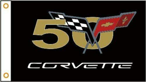 CORVETTE RACING Custom Flag