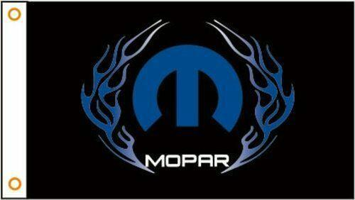 MOPAR Custom Flag
