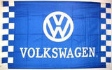 VOLKSWAGEN Custom Flag