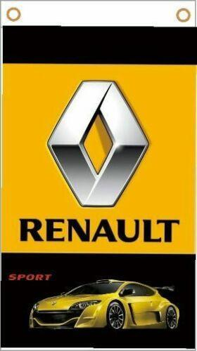 RENAULT DACIA Custom Flag