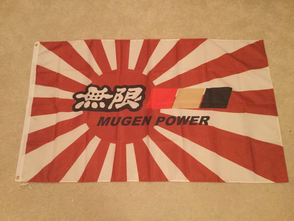 MUGEN POWER Custom Flag